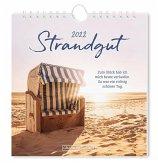 Strandgut 2022 Postkartenkalender