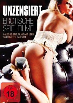 Unzensiert - Erotische Spielfilme - Diverse