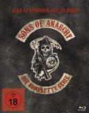 Sons Of Anarchy - Die Komplette Serie Gesamtedition