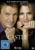 Castle - Staffel 1-8 - Die komplette Serie Gesamtedition