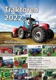 Wochenkalender Traktoren 2022