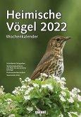 Wochenkalender Heimische Vögel 2022