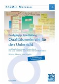 Durchgängige Sprachbildung. Qualitätsmerkmale für den Unterricht (eBook, PDF)