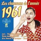 Les Chansons De L?Annee 1961