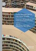 Fuzzy Boundaries in Discourse Studies