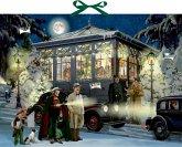 Zettelkalender - Weihnachten mit Agatha Christie