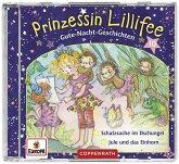 Prinzessin Lillifee - Gute-Nacht-Geschichten (CD 10), Audio-CD