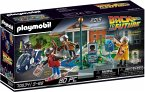 PLAYMOBIL® 70634 Back to the Future Part II Verfolgung mit Hoverboard
