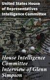House Intelligence Committee Interview of Glenn Simpson (eBook, ePUB)