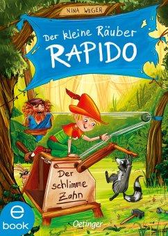 Der kleine Räuber Rapido 3 (eBook, ePUB) - Weger, Nina