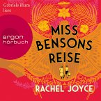 Miss Bensons Reise (Autorisierte Lesefassung) (MP3-Download)
