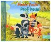 Mama Fuchs und Papa Dachs - Rosie und Matteo halten zusammen, 1 Audio-CD