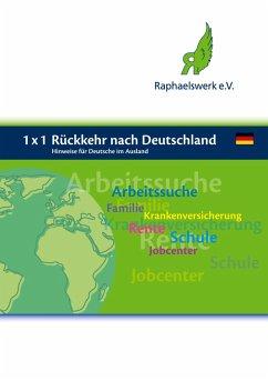 1 x 1 Rückkehr nach Deutschland (eBook, ePUB)