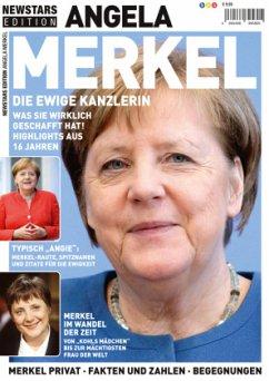 NEWSTARS EDITION: ANGELA MERKEL - Die ewige Kanzlerin - Buss, Oliver
