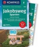 KOMPASS Wanderführer Jakobsweg Spanien