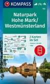 KOMPASS Wanderkarte Naturpark Hohe Mark / Westmünsterland