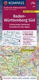 Baden-Württemberg Süd, Schwarzwald, Bodensee, Schwäbische Alb, Allgäu