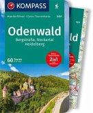 Odenwald mit Karte