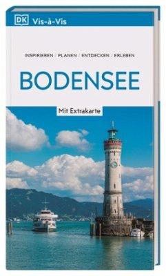 Vis-à-Vis Reiseführer Bodensee