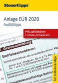 Anlage EÜR 2020 (eBook, ePUB)