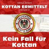Kottan ermittelt, Folge 4: Kein Fall für Kottan (MP3-Download)