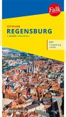 Falk Cityplan Regensburg 1:16 000