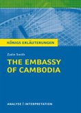 The Embassy of Cambodia