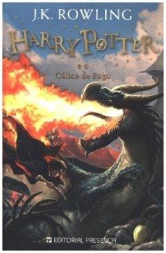 Harry Potter e o Calice de Fogo / Harry Potter, portugiesische Ausgabe Bd.4 - Rowling, J. K.