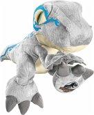 Schmidt 42754 - Jurassic World, Velociraptor Blue, 48cm, Dino, Plüschfigur