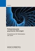 Polizeirelevante psychische Störungen (eBook, PDF)