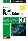Microsoft Excel Pivot-Tabellen - Das Praxisbuch (eBook, PDF)