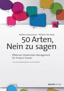 50 Arten, Nein zu sagen (eBook, PDF) - Schuurman, Robbin; Vermaak, Willem