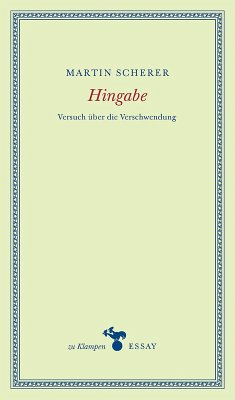 Hingabe (eBook, ePUB) - Scherer, Martin