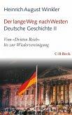 Der lange Weg nach Westen - Deutsche Geschichte II (eBook, PDF)