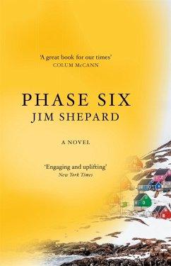 Phase Six (eBook, ePUB) - Shepard, Jim