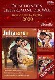 Die schönsten Liebesromane der Welt - Best of Julia Extra 2020 (eBook, ePUB)