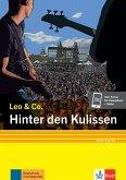 Hinter den Kulissen (Stufe 3). Buch + Online