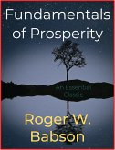Fundamentals of Prosperity (eBook, ePUB)