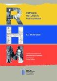 Römische Historische Mitteilungen 62/2020