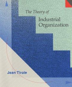 The Theory of Industrial Organization (eBook, ePUB) - Tirole, Jean