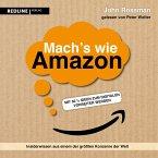 Mach's wie Amazon! (MP3-Download)