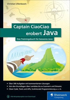 Captain CiaoCiao erobert Java (eBook, ePUB) - Ullenboom, Christian