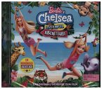 Barbie & Chelsea - Dschungel-Abenteuer, 1 Audio-CD