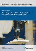 Bewertung elektroadhäsiver Greifer für die industrielle Handhabung von Blechteilen.