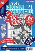 Profi-Nonogramm 3er-Band Nr. 21