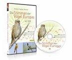 Die Stimmen der Vögel Europas auf DVD, DVD-ROM