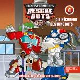 Folge 4: Ärger auf hoher See / Die Rückkehr des Dino Bots (Das Original-Hörspiel zur TV-Serie) (MP3-Download)