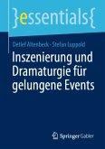 Inszenierung und Dramaturgie für gelungene Events