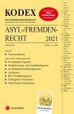 KODEX Asyl- und Fremdenrecht 2021