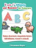 Il Mio 1° Alfabeto da Colorare per Bambini